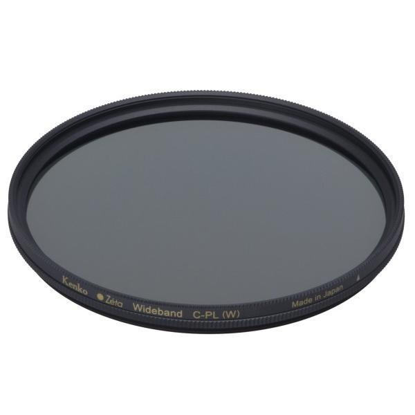 Kenko カメラ用フィルター Zeta ワイドバンド C-PL 62mm コントラスト上昇・反射除去用 036211