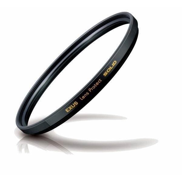 MARUMI レンズフィルター EXUS レンズプロテクト SOLID 49mm 098069