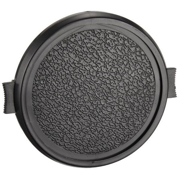 ETSUMI ワンタッチレンズキャップ 48mm用 ブラック E-6493