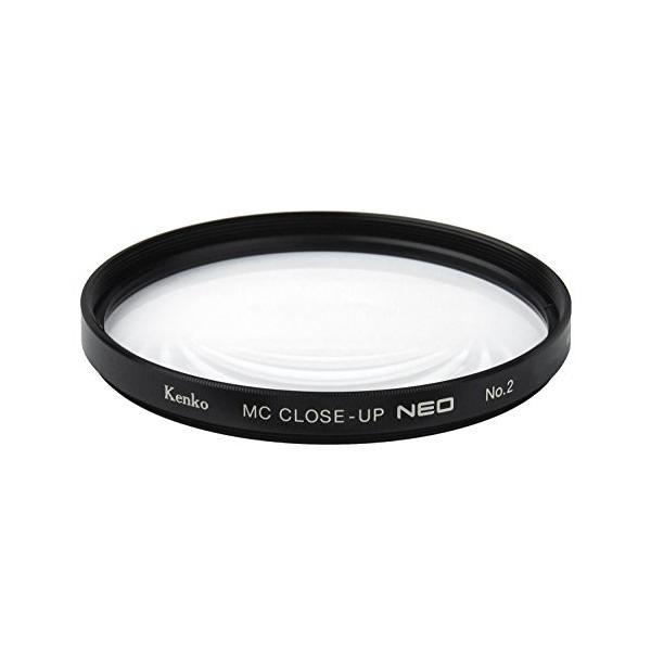 Kenko レンズフィルター MC クローズアップレンズ NEO No.2 82mm 接写撮影用 482186