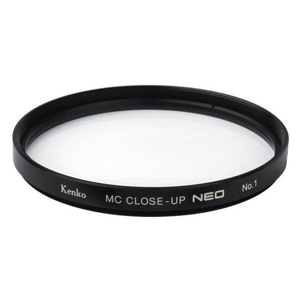 Kenko レンズフィルター MC クローズアップレンズ NEO No.1 55mm 接写撮影用 715543