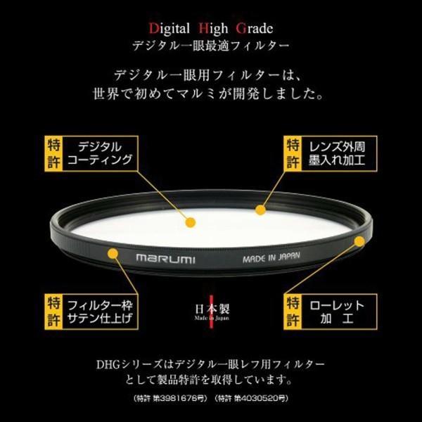 MARUMI カメラ用フィルター DHG ND 64 37mm 光量調整用  076210