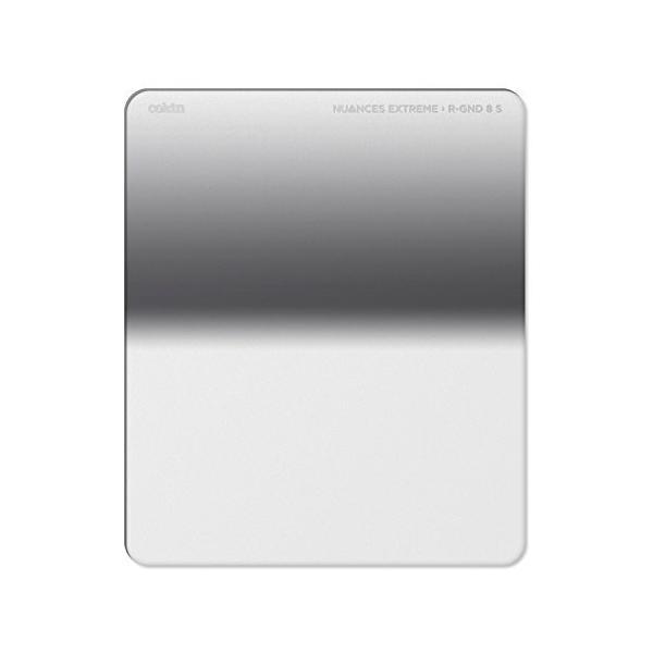 Cokin 角型フィルター NUANCE EXTREME ハーフグラデーション リバースGND ND8 Mサイズ 84mm×100mm 強化ガラス製 NXPRG8