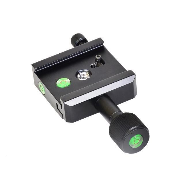 SLIK 三脚アクセサリー 汎用クイックシュー DS-30 アルカスイス規格互換 水準器装備 201756
