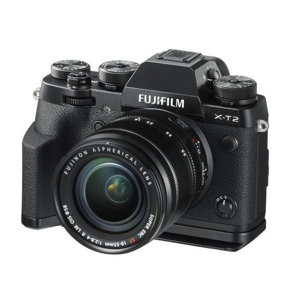 FUJIFILM X-T2用メタルハンドグリップ MHG-XT2