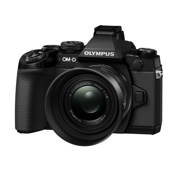 OLYMPUS 単焦点レンズ M.ZUIKO DIGITAL 25mm用 レンズフード ブラック LH-49B BLK|trafstore|03