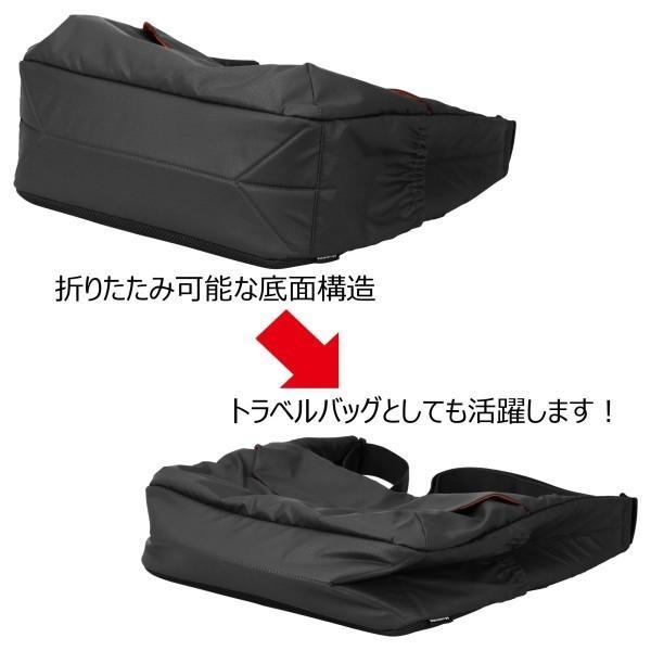 HAKUBA カメラバッグ ルフトデザイン アーバンライト ショルダーバッグ L 6.9L ブラック SLD-ULSBLBK|trafstore|03