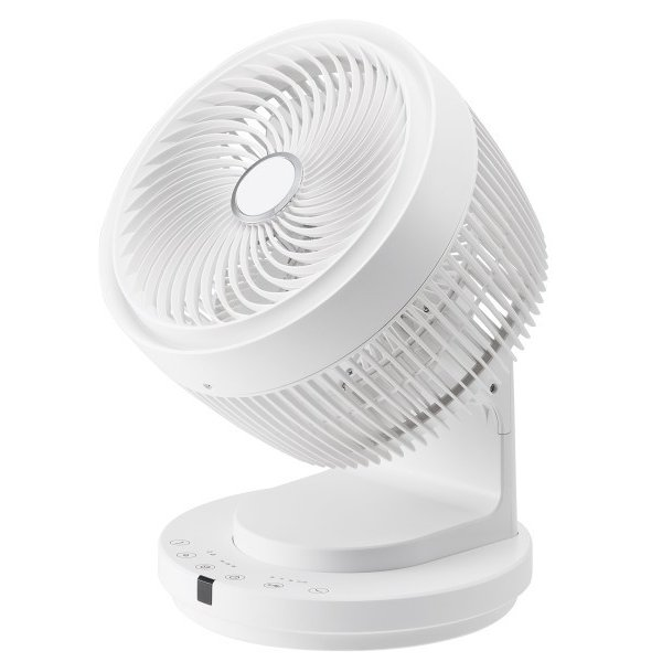 スリーアップ 3Dターボサーキュレーター(AC) ホワイト EFT-1705WH