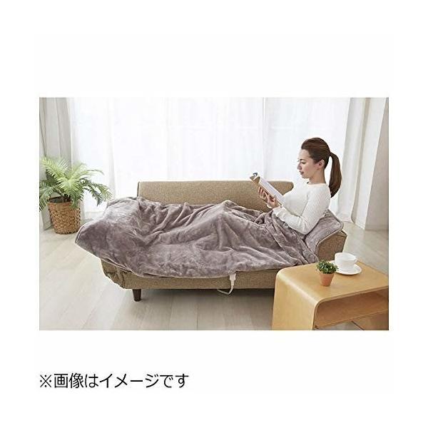 あったか寝ころんぼマット グレージュ SB-NM903