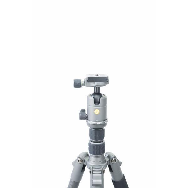 VANGUARD トラベル三脚 VEO2GOシリーズ カーボンファイバー 自由雲台 キャリングケース付き (23mm) VEO 2GO 235CB