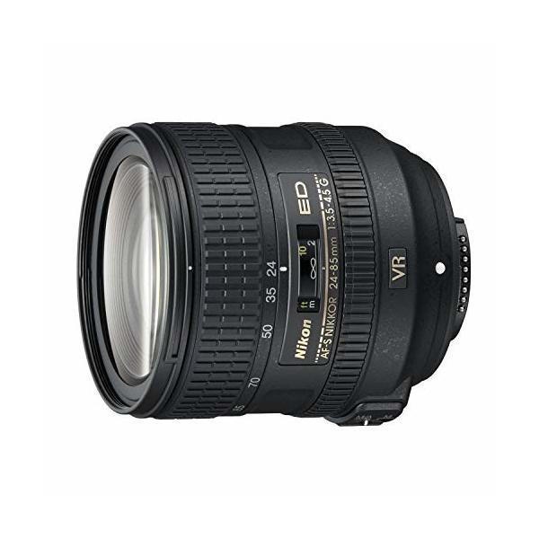 Nikon 標準ズームレンズ AF-S NIKKOR 24-85mm f/3.5-4.5G ED VR フルサイズ対応