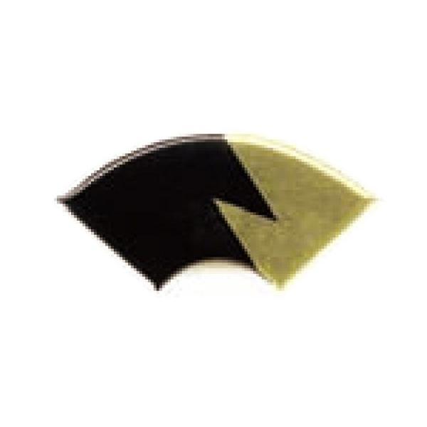 福井金属工芸 扇面額受 壁用 針付 25mm F-0252|trafstore|02