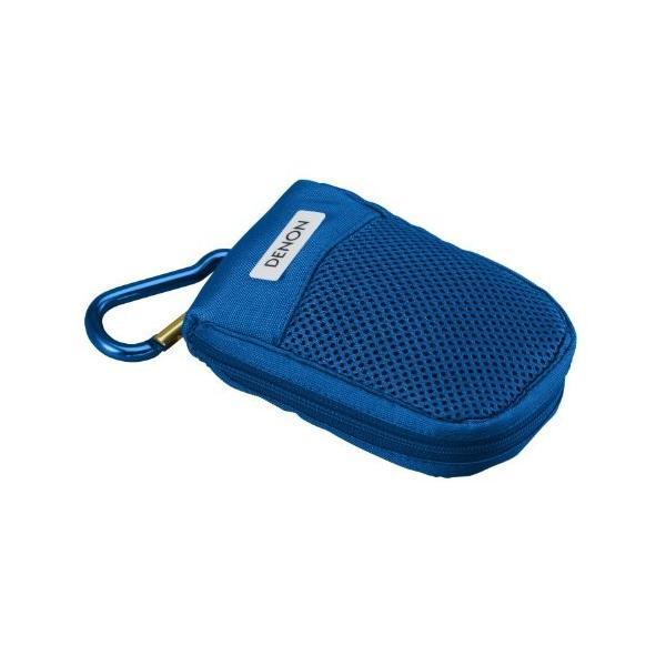 DENON EXERCISE FREAK インナーイヤーヘッドホン Bluetooth対応ワイヤレス ブルー AH-W150BUEM trafstore 05