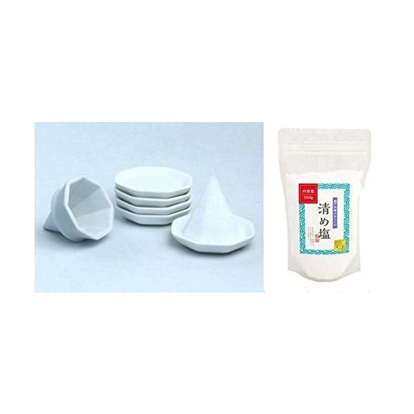 Lupo(ルポ) 国産 あらしお 350g + 八角盛り塩セツト