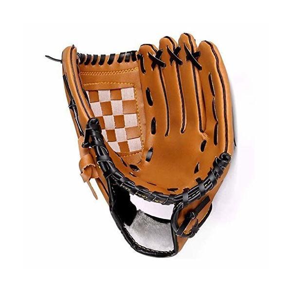 Nade野球グローブ軟式一般オールラウド内野手右投げキャッチボール野球グローブキャッチャーミット