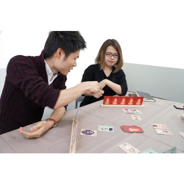 アイドルマッチング ~採用体験ボードゲーム~|training-game|04