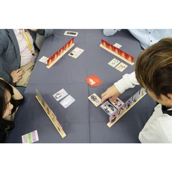 アイドルマッチング ~採用体験ボードゲーム~|training-game|05