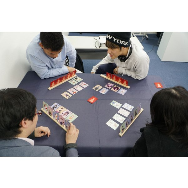 アイドルマッチング ~採用体験ボードゲーム~|training-game|06