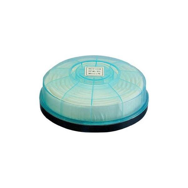 興研 防塵マスク用アルファリングフィルタ LAS-12(1122R用)(2個/1組) 粉塵/作業/医療用