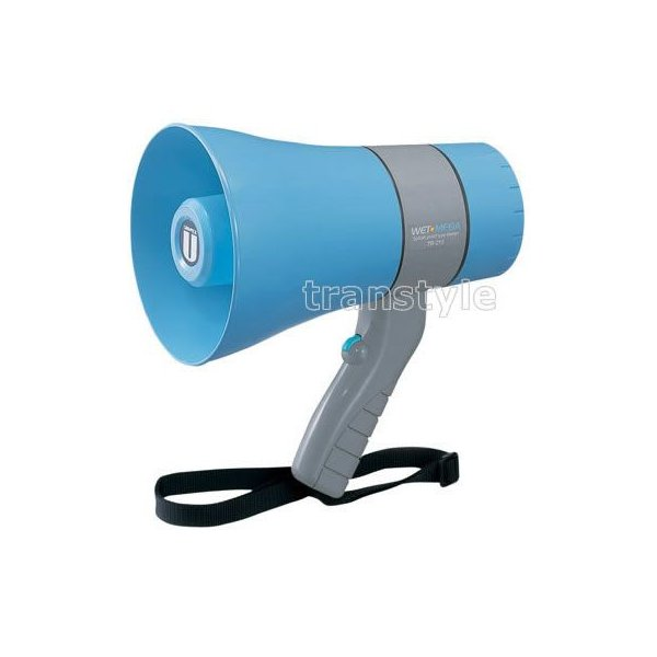 メガホン 拡声器 防滴形メガホン TR-215A 防じん・防水機能性 送料無料