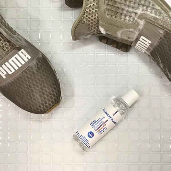 MARQUEE PLAYER マーキープレイヤー SNEKERCLEANER スニーカークリーナー NO.11 KNIT 靴 スニーカー 汚れ落とし 洗浄
