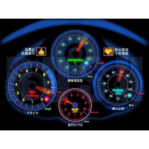 RUSH 車高調 ステラ ステラカスタム LA100F 車高短 モデル フルタップ車高調 全長調整式車高調 減衰力調整付 RUSH Damper COMFORT CLASS|transport5252|04