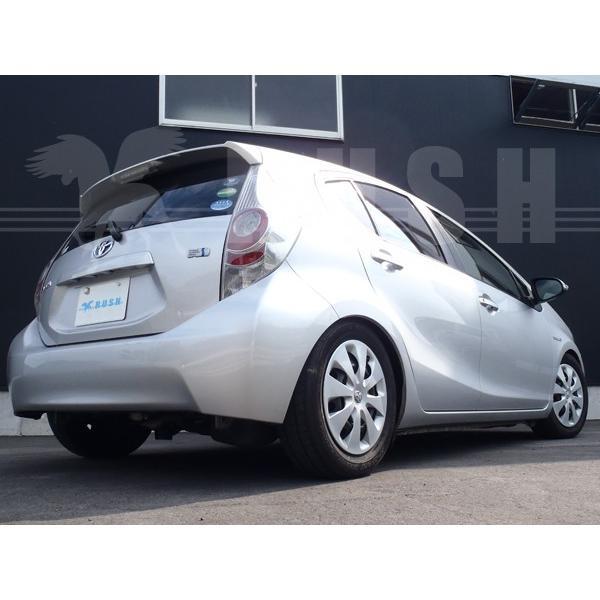 RUSH 車高調 アクア AQUA NHP10 車高短 モデル フルタップ車高調 全長調整式車高調 減衰力調整付 RUSH Damper COMFORT CLASS|transport5252|06