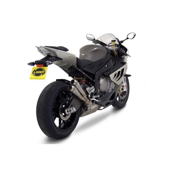 【在庫限り】BMW S1000RR 10-14年 LASER XTREME GPマフラー|traumauto