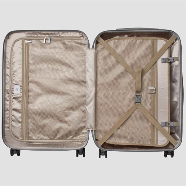 ace.TOKYO LABEL パリセイドZ (88L) ファスナータイプ スーツケース 7泊〜10泊用 手荷物預け入れ無料規定内 05587|travel-goods-toko|03