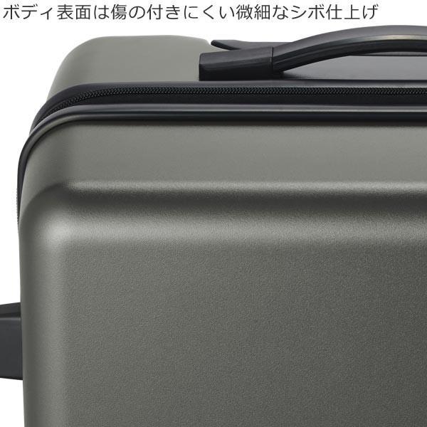 ace.TOKYO LABEL コーナーストーンZ (37L) ファスナータイプ スーツケース 2〜3泊用 機内持ち込み可能 06231|travel-goods-toko|02