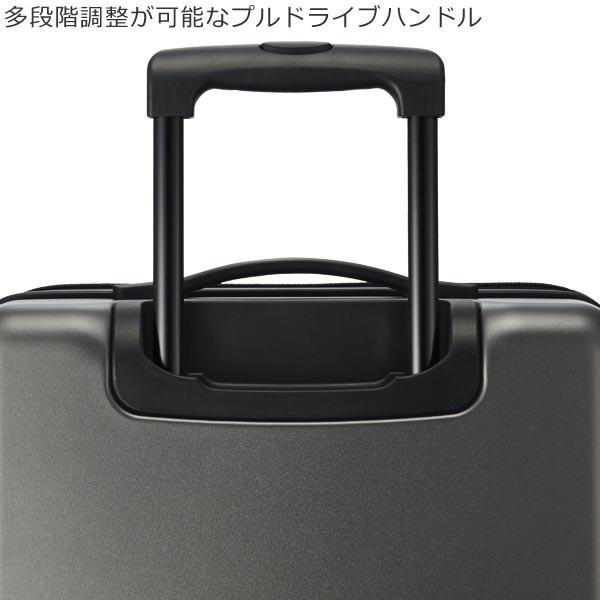 ace.TOKYO LABEL コーナーストーンZ (37L) ファスナータイプ スーツケース 2〜3泊用 機内持ち込み可能 06231|travel-goods-toko|03