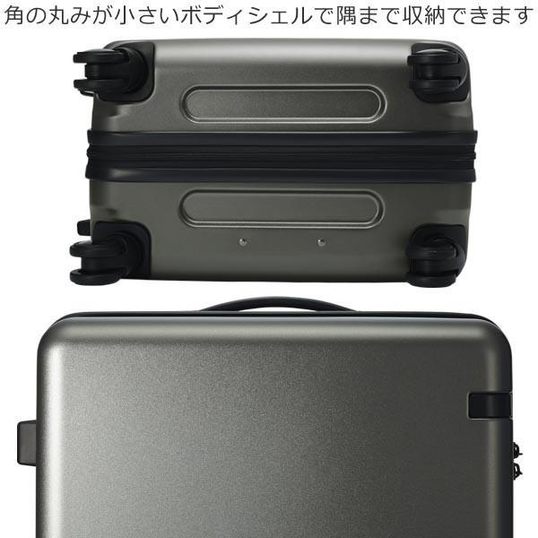 ace.TOKYO LABEL コーナーストーンZ (37L) ファスナータイプ スーツケース 2〜3泊用 機内持ち込み可能 06231|travel-goods-toko|06