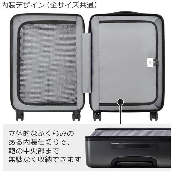 ace.TOKYO LABEL コーナーストーンZ (37L) ファスナータイプ スーツケース 2〜3泊用 機内持ち込み可能 06231|travel-goods-toko|07