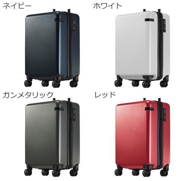 ace.TOKYO LABEL コーナーストーンZ (37L) ファスナータイプ スーツケース 2〜3泊用 機内持ち込み可能 06231|travel-goods-toko|08