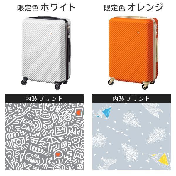 エース HaNT ハント マイン 限定色 (75L) ファスナータイプ スーツケース 4〜5泊用 手荷物預け入れ無料規定内 06053|travel-goods-toko|08
