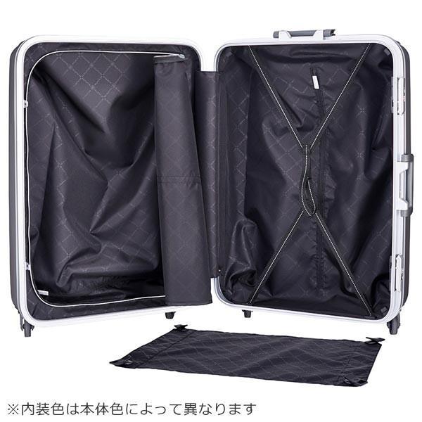 サンコー スーパーライトMGC 極軽ゴクカル (73L) フレームタイプ スーツケース 5〜7泊用 手荷物預け入れ無料規定内 MGC1-63 travel-goods-toko 08