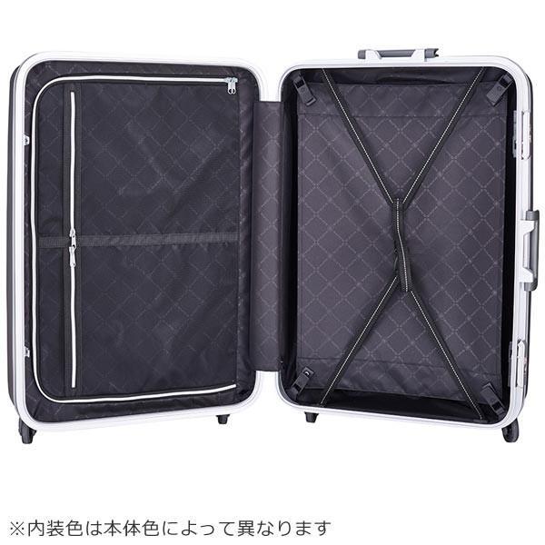 サンコー スーパーライトMGC 極軽ゴクカル (73L) フレームタイプ スーツケース 5〜7泊用 手荷物預け入れ無料規定内 MGC1-63 travel-goods-toko 09