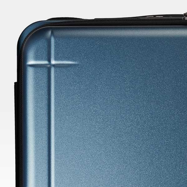 プロテカ スーツケース マックスパス3 (40L) キャスターストッパー付き フロントポケット付き ファスナータイプ 2〜3泊用 機内持ち込み可能 02961|travel-goods-toko|06