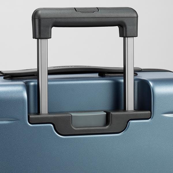 プロテカ スーツケース マックスパス3 (40L) キャスターストッパー付き フロントポケット付き ファスナータイプ 2〜3泊用 機内持ち込み可能 02961|travel-goods-toko|07