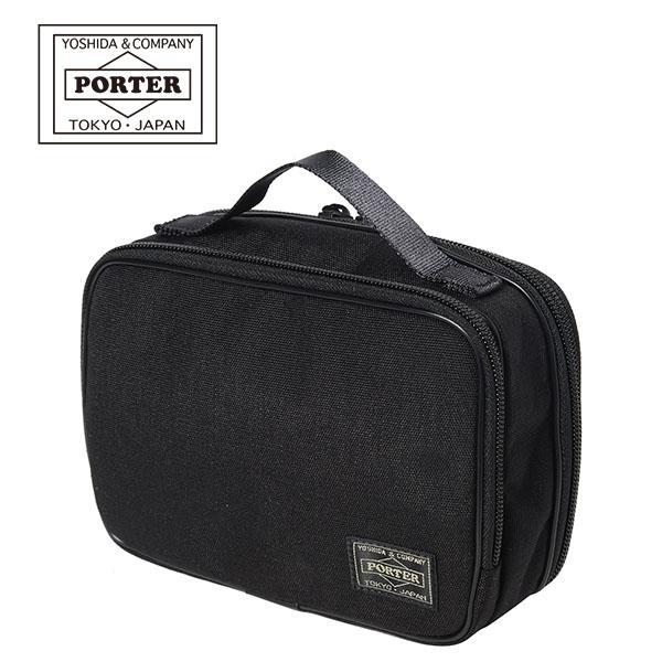 吉田カバン PORTER HYBRID MULTI CASE (737-17821) ポーター ハイブリッド マルチケース 日本製 travel-goods-toko