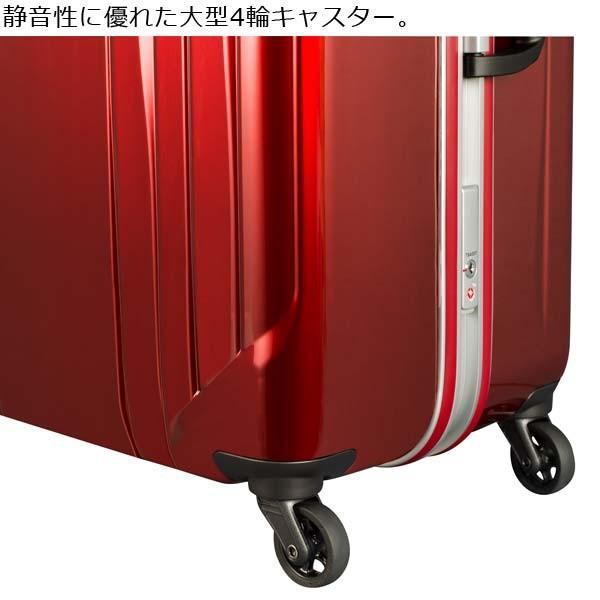 エース スーツケース ACE World Traveler ワールドトラベラー サグレス (66L) 06062 キャスターストッパー搭載 フレームタイプ 手荷物預け入れ適応|travel-goods-toko|06