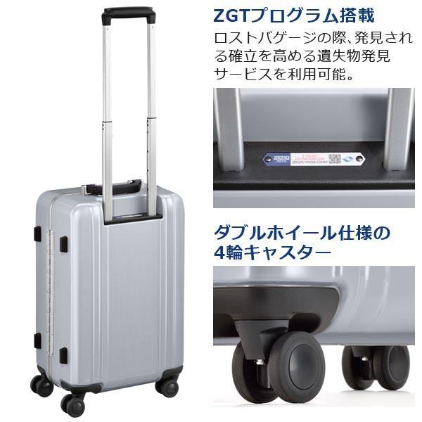 ゼロハリバートン Classic Polycarbonate 2.0 Trolley 22inch (33L) 80562 フレームタイプ スーツケース 手荷物預け入れ無料規定内|travel-goods-toko|02