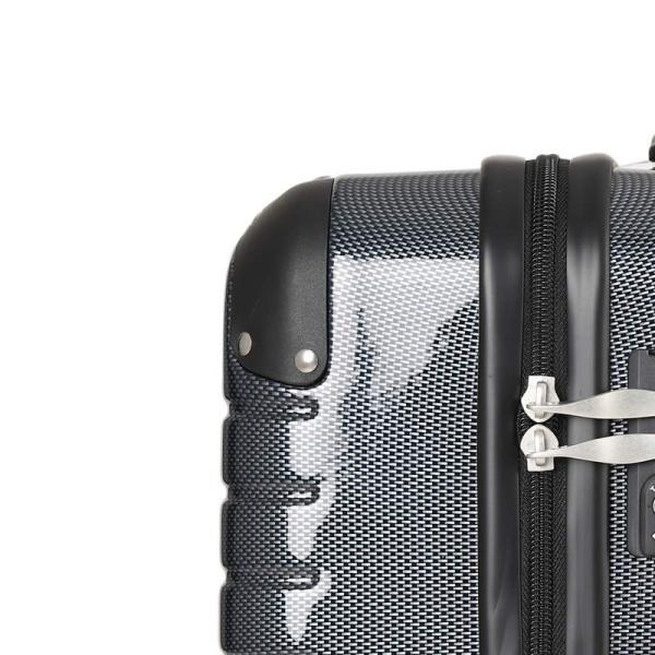 アウトレット スーツケース キャリーケース キャリーバッグ エース 小型 軽量 機内持ち込み おしゃれ 静音 RIMINI ハード ファスナー AE-06511|travelworld|02