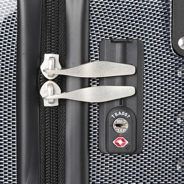 アウトレット スーツケース キャリーケース キャリーバッグ エース 小型 軽量 機内持ち込み おしゃれ 静音 RIMINI ハード ファスナー AE-06511|travelworld|04