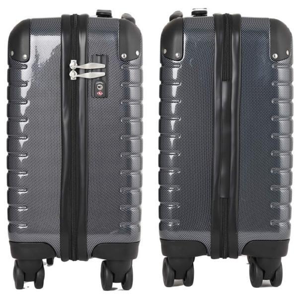 アウトレット スーツケース キャリーケース キャリーバッグ エース 小型 軽量 機内持ち込み おしゃれ 静音 RIMINI ハード ファスナー AE-06511|travelworld|05