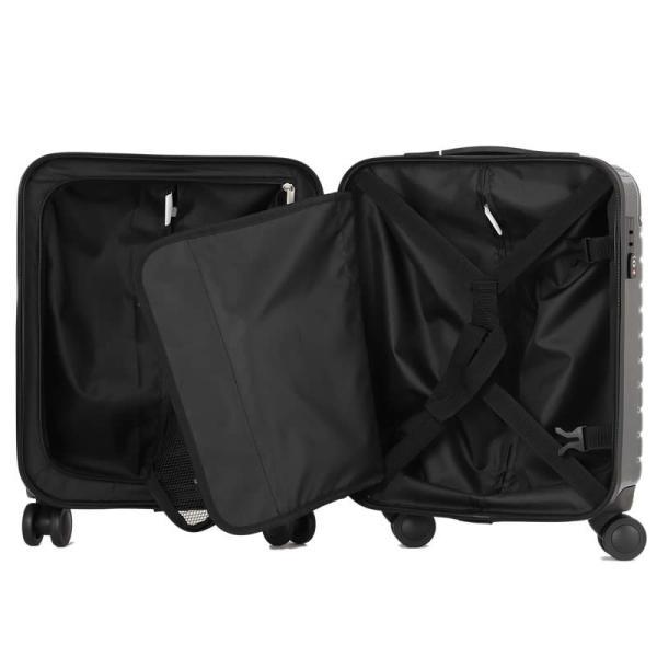 アウトレット スーツケース キャリーケース キャリーバッグ エース 小型 軽量 機内持ち込み おしゃれ 静音 RIMINI ハード ファスナー AE-06511|travelworld|07