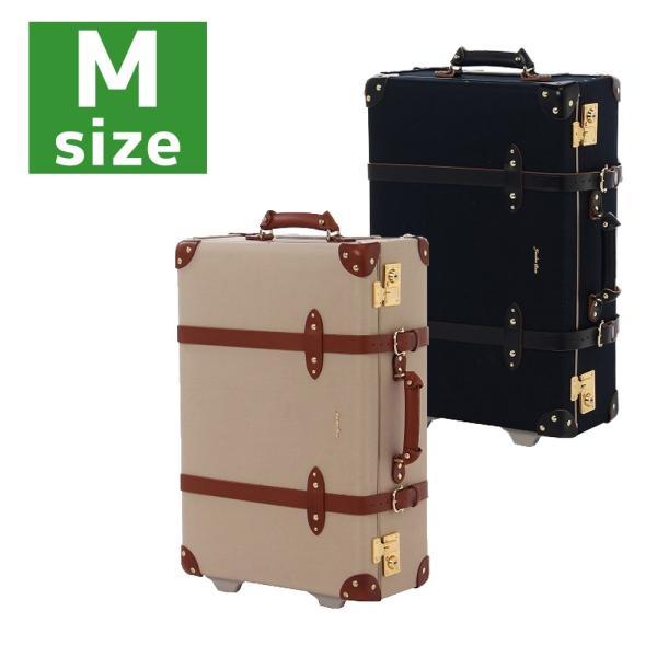 アウトレット トランクケース アンティーク おしゃれ かわいい レトロ 中型 Mサイズ キャリーケース スーツケース B-AE-39979