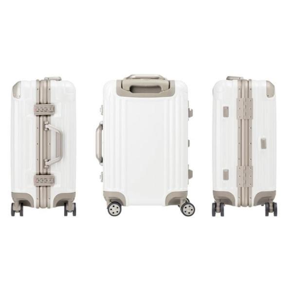 アウトレット スーツケース キャリーケース キャリーバッグ トランク 小型 軽量 Sサイズ 機内持ち込み おしゃれ 静音 ハード フレーム ビジネス 8輪 B-5509-48|travelworld|17