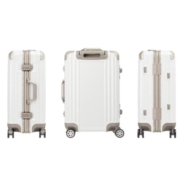 アウトレット スーツケース キャリーケース キャリーバッグ トランク 中型 軽量 Mサイズ おしゃれ 静音 ハード フレーム ビジネス 8輪 B-5509-57 travelworld 17