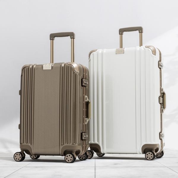アウトレット スーツケース キャリーケース キャリーバッグ トランク 中型 軽量 Mサイズ おしゃれ 静音 ハード フレーム ビジネス 8輪 B-5509-57 travelworld 05